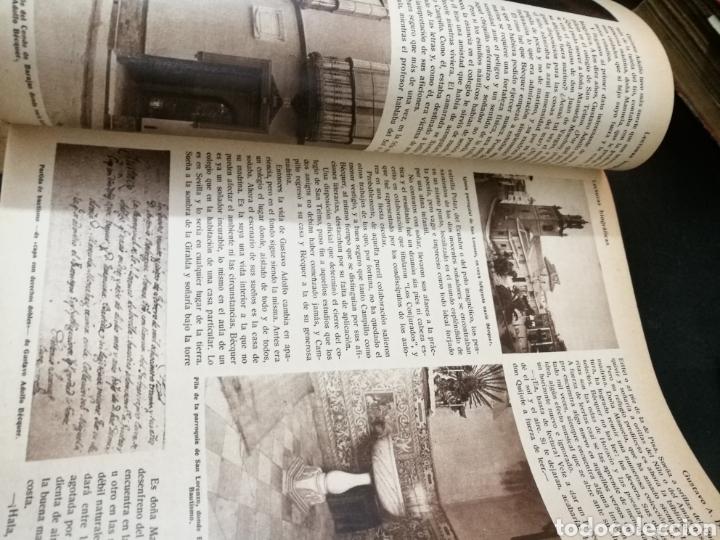 Libros antiguos: LECTURAS BIOGRAFICAS / NOVELAS CORTAS DE REVISTA LECTURAS ARTE Y LITERATURA 30S.TOMO ÚNICO VER INFO - Foto 8 - 101323167
