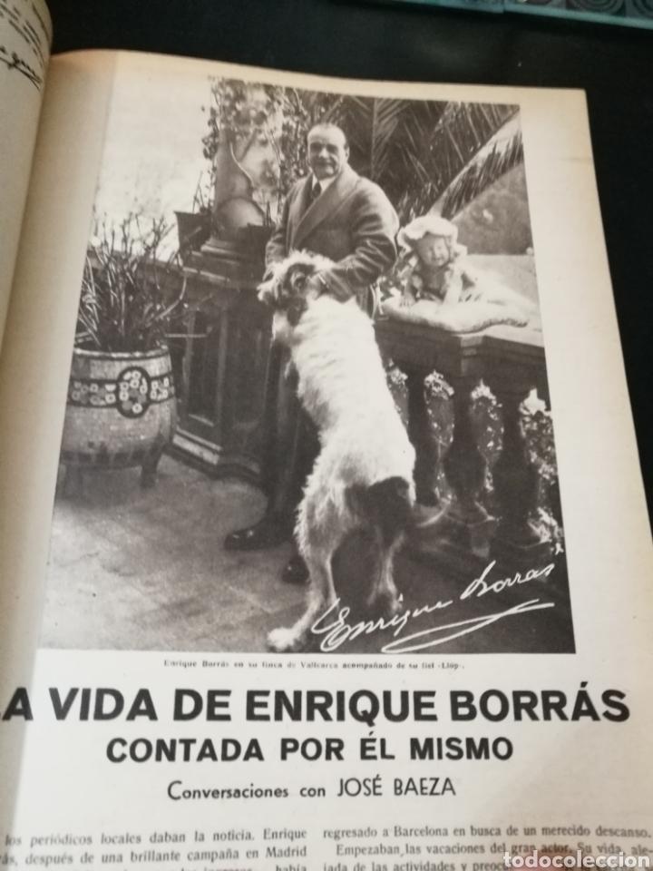Libros antiguos: LECTURAS BIOGRAFICAS / NOVELAS CORTAS DE REVISTA LECTURAS ARTE Y LITERATURA 30S.TOMO ÚNICO VER INFO - Foto 10 - 101323167