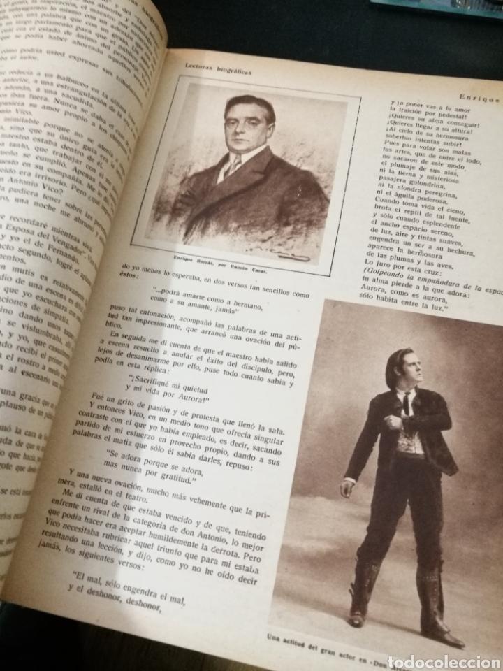 Libros antiguos: LECTURAS BIOGRAFICAS / NOVELAS CORTAS DE REVISTA LECTURAS ARTE Y LITERATURA 30S.TOMO ÚNICO VER INFO - Foto 11 - 101323167