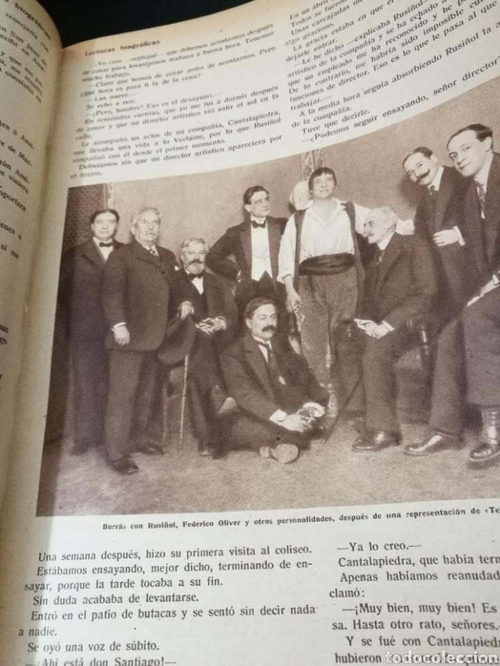 Libros antiguos: LECTURAS BIOGRAFICAS / NOVELAS CORTAS DE REVISTA LECTURAS ARTE Y LITERATURA 30S.TOMO ÚNICO VER INFO - Foto 12 - 101323167