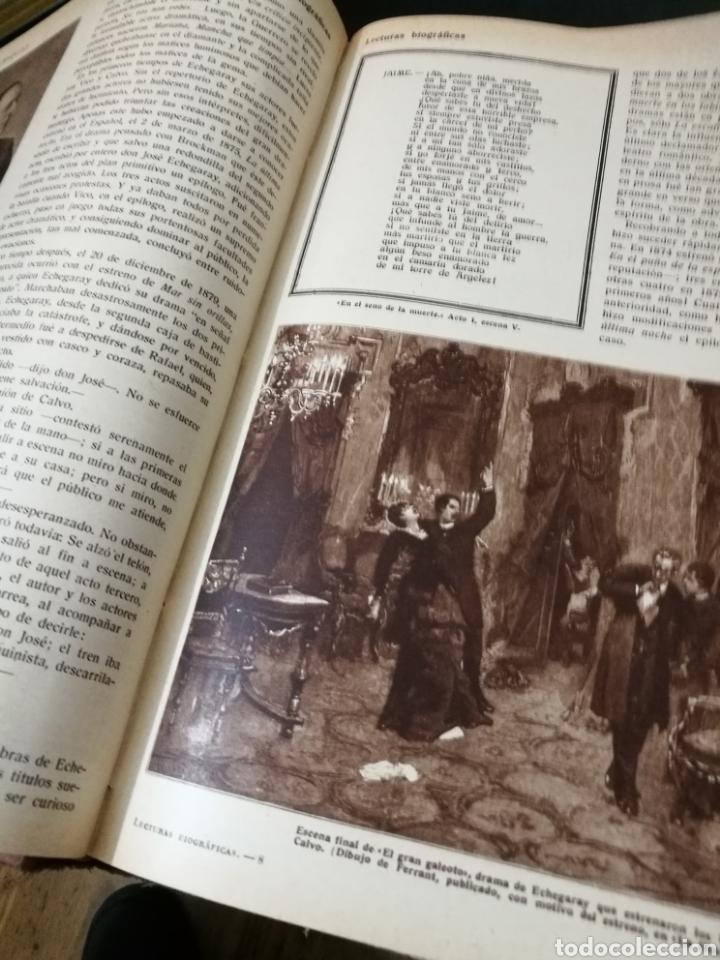 Libros antiguos: LECTURAS BIOGRAFICAS / NOVELAS CORTAS DE REVISTA LECTURAS ARTE Y LITERATURA 30S.TOMO ÚNICO VER INFO - Foto 17 - 101323167