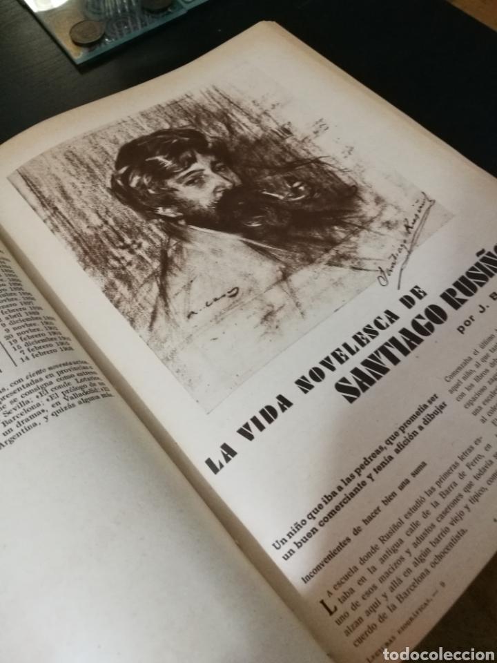 Libros antiguos: LECTURAS BIOGRAFICAS / NOVELAS CORTAS DE REVISTA LECTURAS ARTE Y LITERATURA 30S.TOMO ÚNICO VER INFO - Foto 19 - 101323167