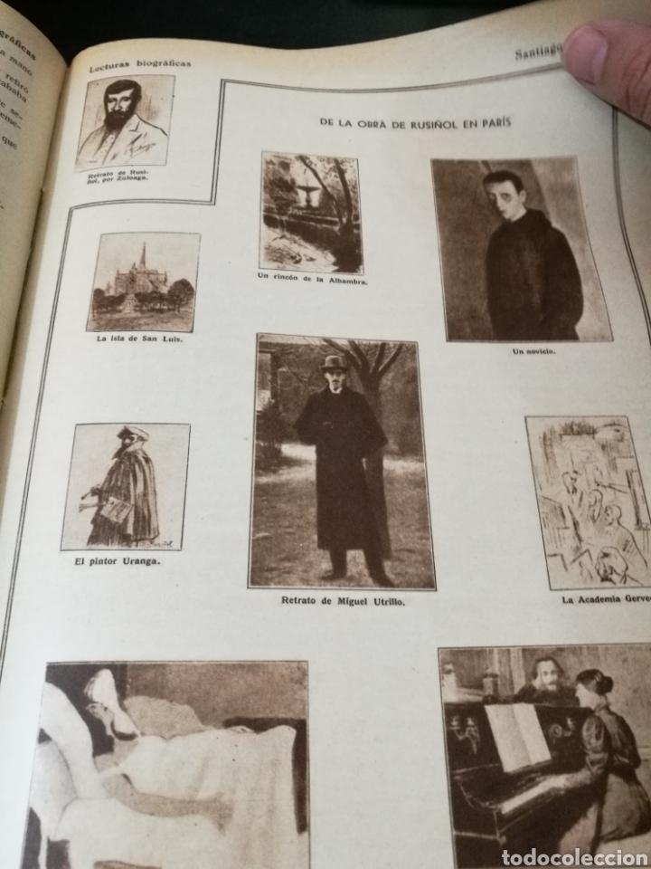Libros antiguos: LECTURAS BIOGRAFICAS / NOVELAS CORTAS DE REVISTA LECTURAS ARTE Y LITERATURA 30S.TOMO ÚNICO VER INFO - Foto 21 - 101323167