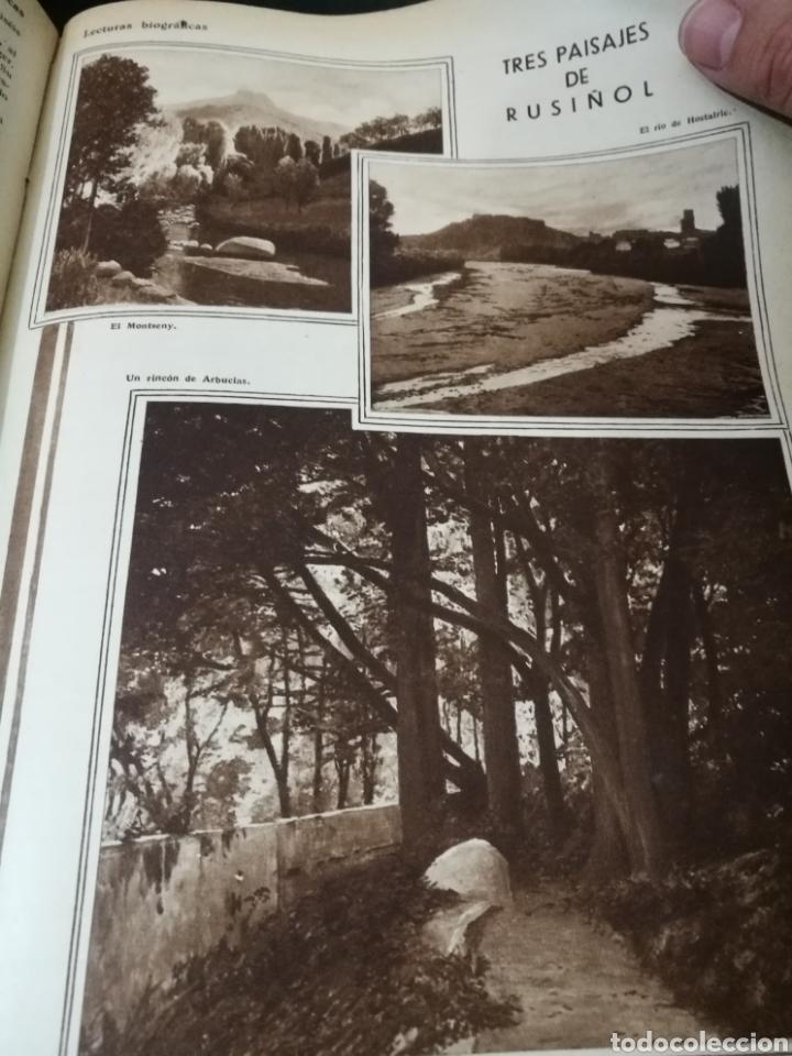 Libros antiguos: LECTURAS BIOGRAFICAS / NOVELAS CORTAS DE REVISTA LECTURAS ARTE Y LITERATURA 30S.TOMO ÚNICO VER INFO - Foto 22 - 101323167