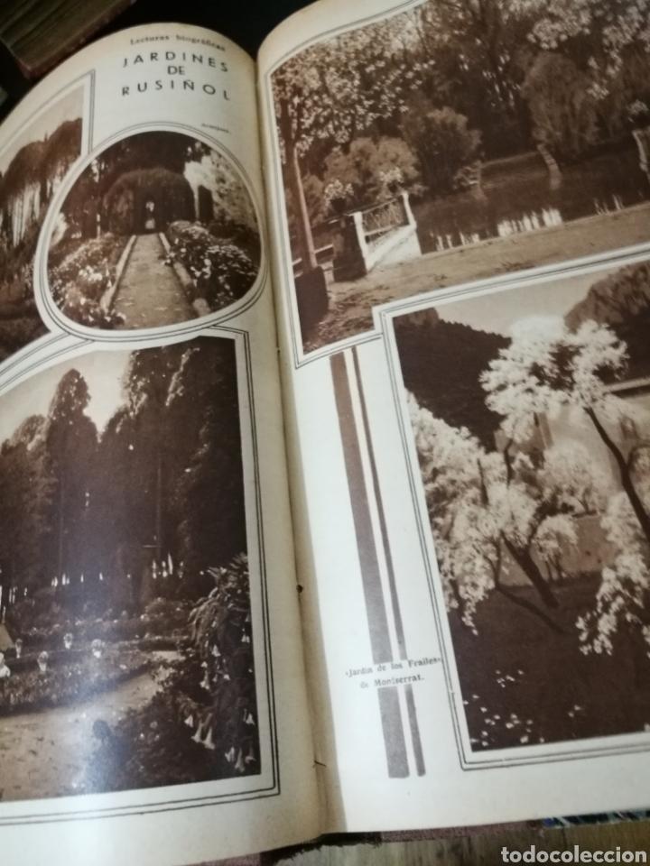 Libros antiguos: LECTURAS BIOGRAFICAS / NOVELAS CORTAS DE REVISTA LECTURAS ARTE Y LITERATURA 30S.TOMO ÚNICO VER INFO - Foto 23 - 101323167