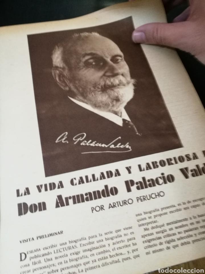 Libros antiguos: LECTURAS BIOGRAFICAS / NOVELAS CORTAS DE REVISTA LECTURAS ARTE Y LITERATURA 30S.TOMO ÚNICO VER INFO - Foto 25 - 101323167