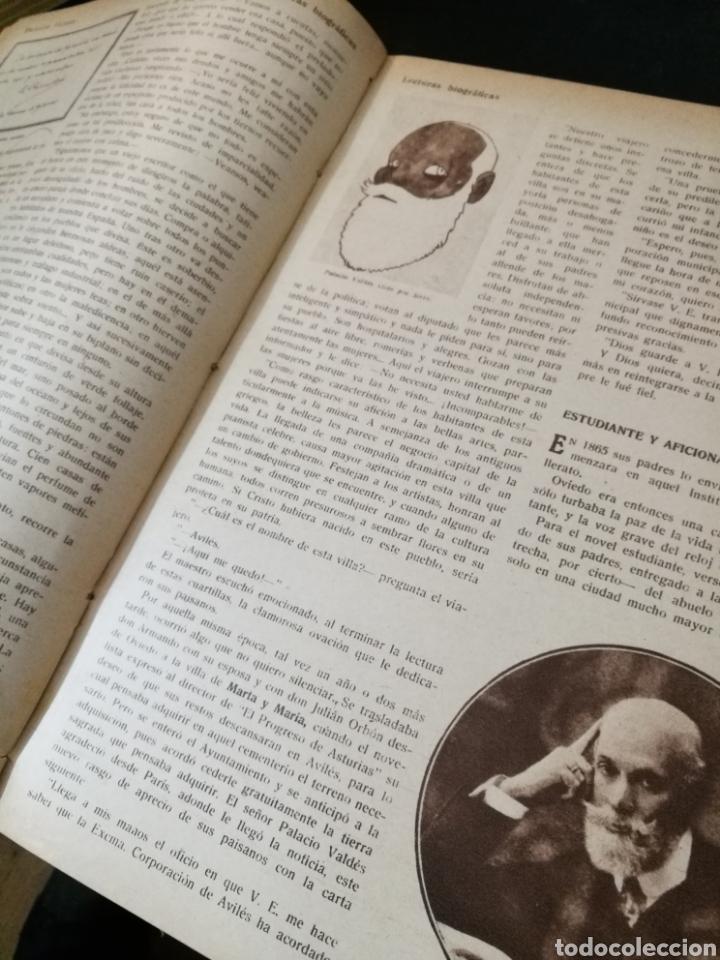 Libros antiguos: LECTURAS BIOGRAFICAS / NOVELAS CORTAS DE REVISTA LECTURAS ARTE Y LITERATURA 30S.TOMO ÚNICO VER INFO - Foto 26 - 101323167