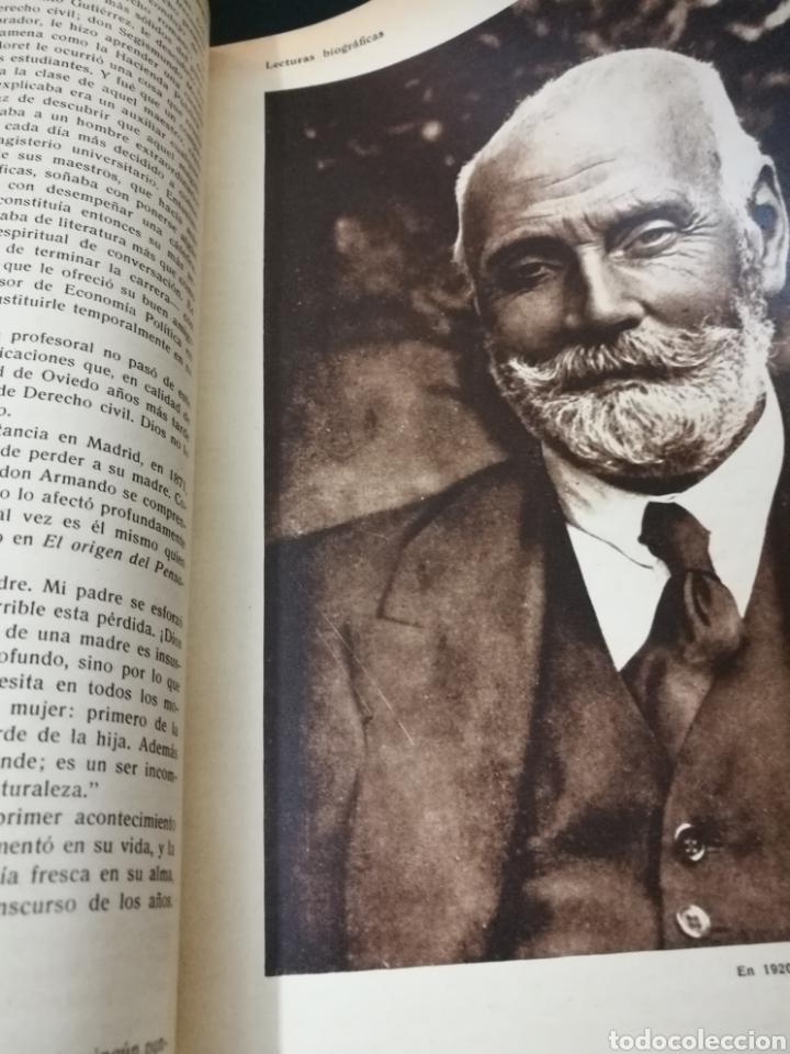 Libros antiguos: LECTURAS BIOGRAFICAS / NOVELAS CORTAS DE REVISTA LECTURAS ARTE Y LITERATURA 30S.TOMO ÚNICO VER INFO - Foto 27 - 101323167
