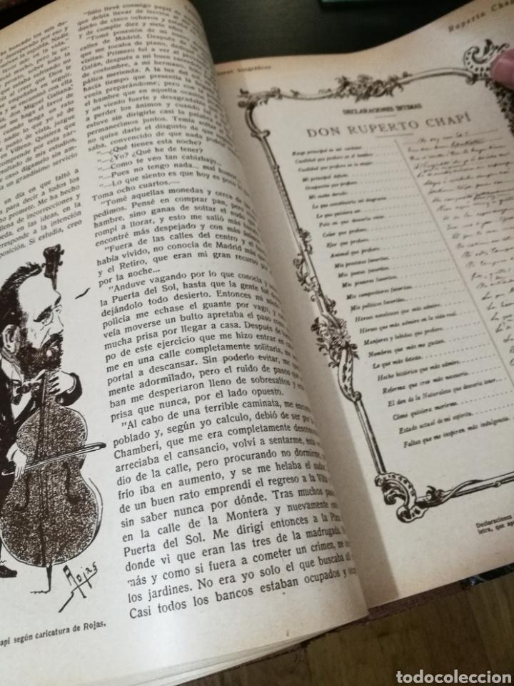 Libros antiguos: LECTURAS BIOGRAFICAS / NOVELAS CORTAS DE REVISTA LECTURAS ARTE Y LITERATURA 30S.TOMO ÚNICO VER INFO - Foto 30 - 101323167