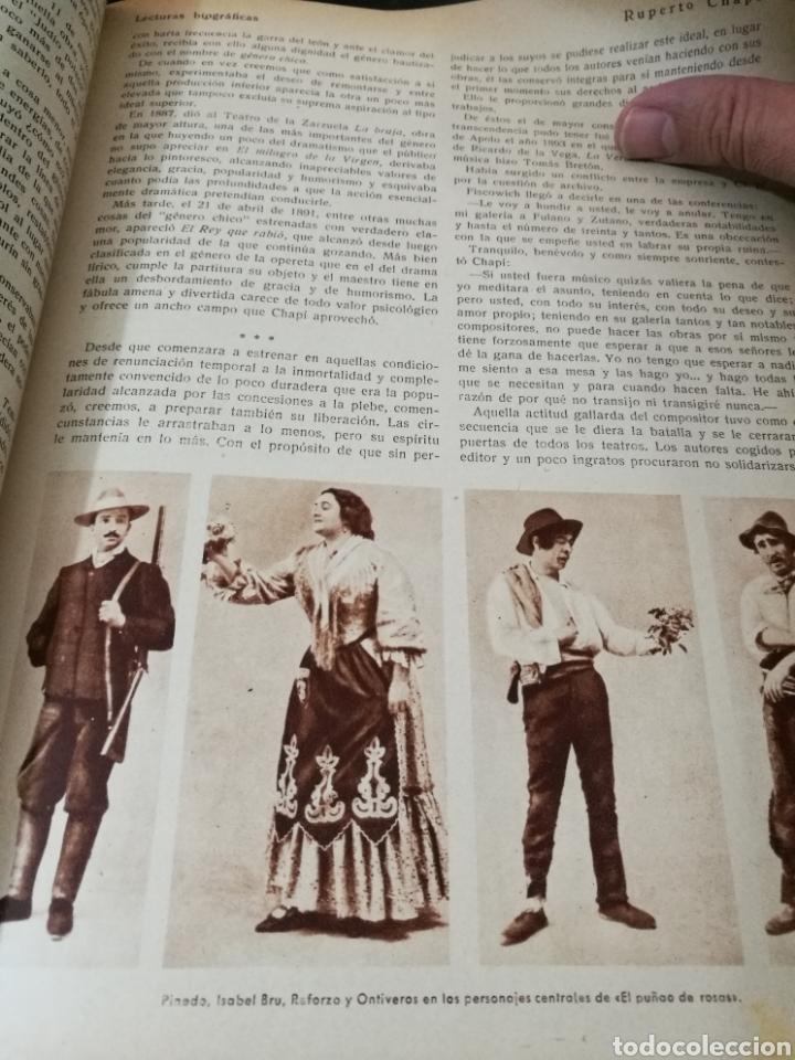 Libros antiguos: LECTURAS BIOGRAFICAS / NOVELAS CORTAS DE REVISTA LECTURAS ARTE Y LITERATURA 30S.TOMO ÚNICO VER INFO - Foto 31 - 101323167
