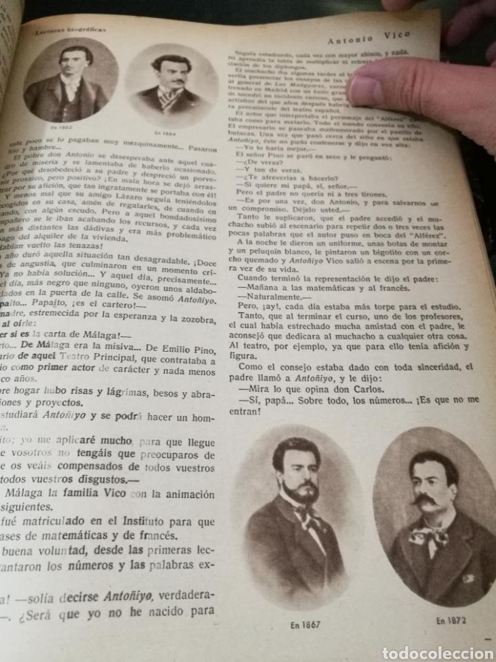Libros antiguos: LECTURAS BIOGRAFICAS / NOVELAS CORTAS DE REVISTA LECTURAS ARTE Y LITERATURA 30S.TOMO ÚNICO VER INFO - Foto 33 - 101323167