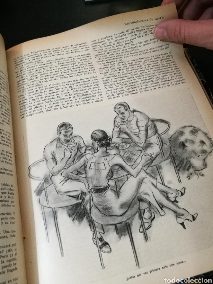 Libros antiguos: LECTURAS BIOGRAFICAS / NOVELAS CORTAS DE REVISTA LECTURAS ARTE Y LITERATURA 30S.TOMO ÚNICO VER INFO - Foto 41 - 101323167