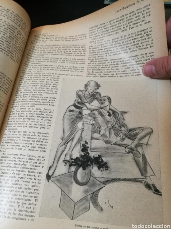 Libros antiguos: LECTURAS BIOGRAFICAS / NOVELAS CORTAS DE REVISTA LECTURAS ARTE Y LITERATURA 30S.TOMO ÚNICO VER INFO - Foto 42 - 101323167