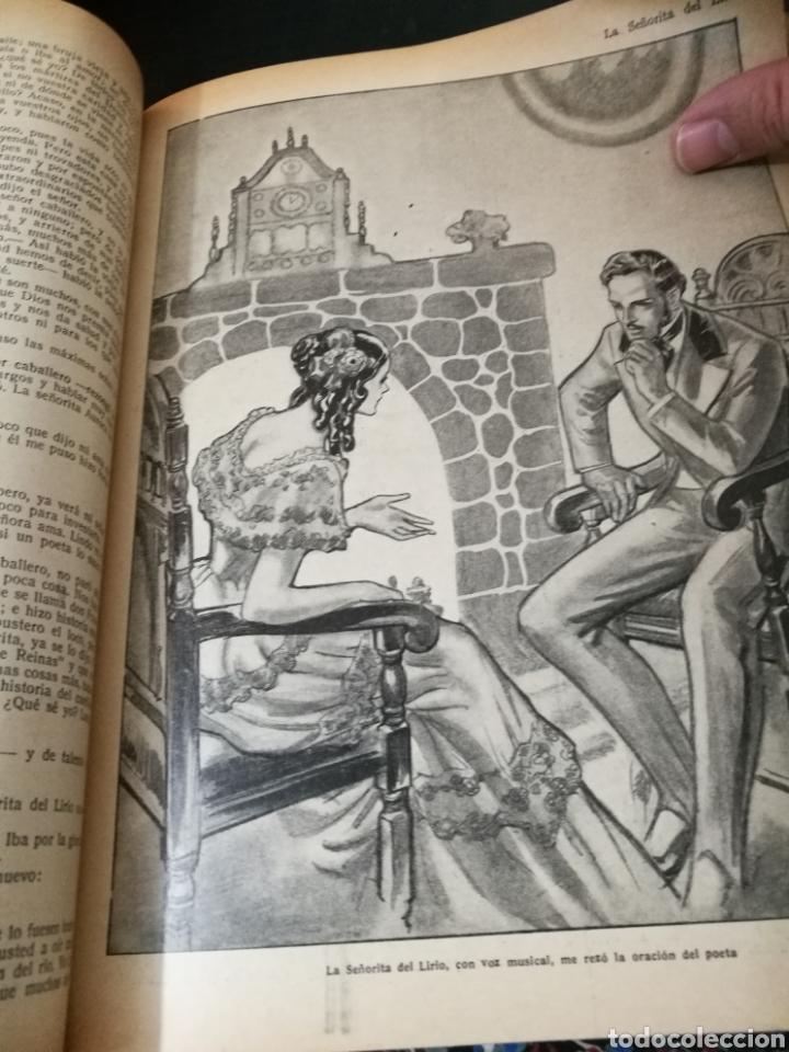 Libros antiguos: LECTURAS BIOGRAFICAS / NOVELAS CORTAS DE REVISTA LECTURAS ARTE Y LITERATURA 30S.TOMO ÚNICO VER INFO - Foto 44 - 101323167