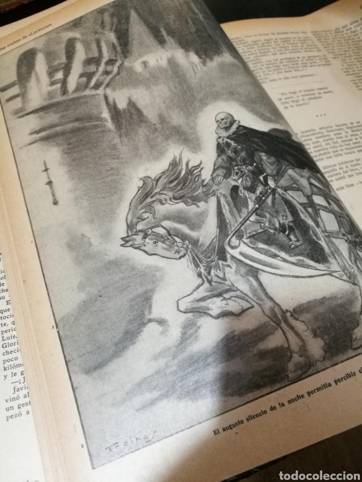 Libros antiguos: LECTURAS BIOGRAFICAS / NOVELAS CORTAS DE REVISTA LECTURAS ARTE Y LITERATURA 30S.TOMO ÚNICO VER INFO - Foto 45 - 101323167