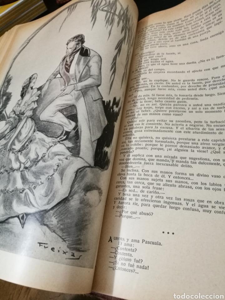 Libros antiguos: LECTURAS BIOGRAFICAS / NOVELAS CORTAS DE REVISTA LECTURAS ARTE Y LITERATURA 30S.TOMO ÚNICO VER INFO - Foto 47 - 101323167