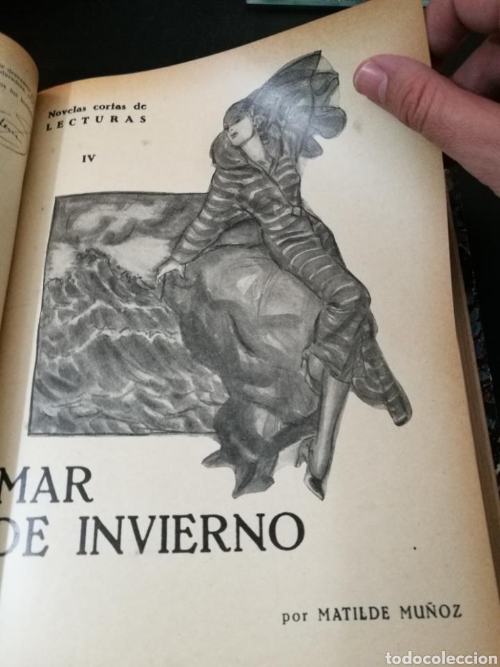 Libros antiguos: LECTURAS BIOGRAFICAS / NOVELAS CORTAS DE REVISTA LECTURAS ARTE Y LITERATURA 30S.TOMO ÚNICO VER INFO - Foto 48 - 101323167