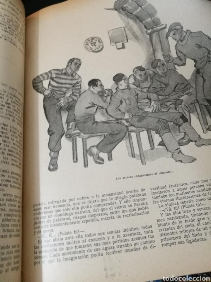 Libros antiguos: LECTURAS BIOGRAFICAS / NOVELAS CORTAS DE REVISTA LECTURAS ARTE Y LITERATURA 30S.TOMO ÚNICO VER INFO - Foto 49 - 101323167