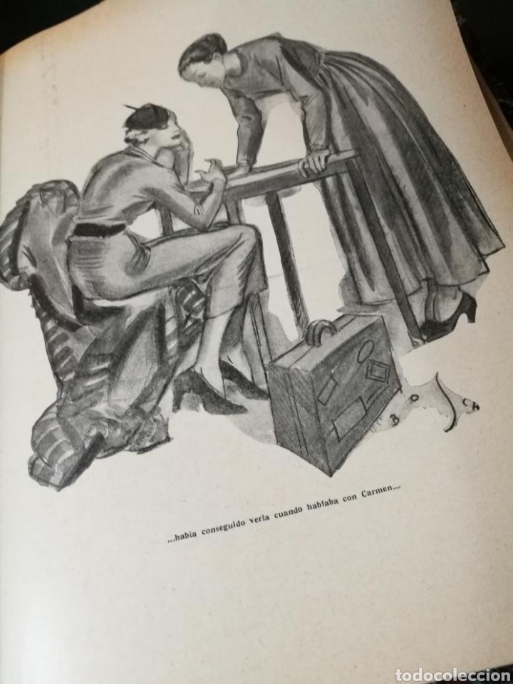 Libros antiguos: LECTURAS BIOGRAFICAS / NOVELAS CORTAS DE REVISTA LECTURAS ARTE Y LITERATURA 30S.TOMO ÚNICO VER INFO - Foto 50 - 101323167
