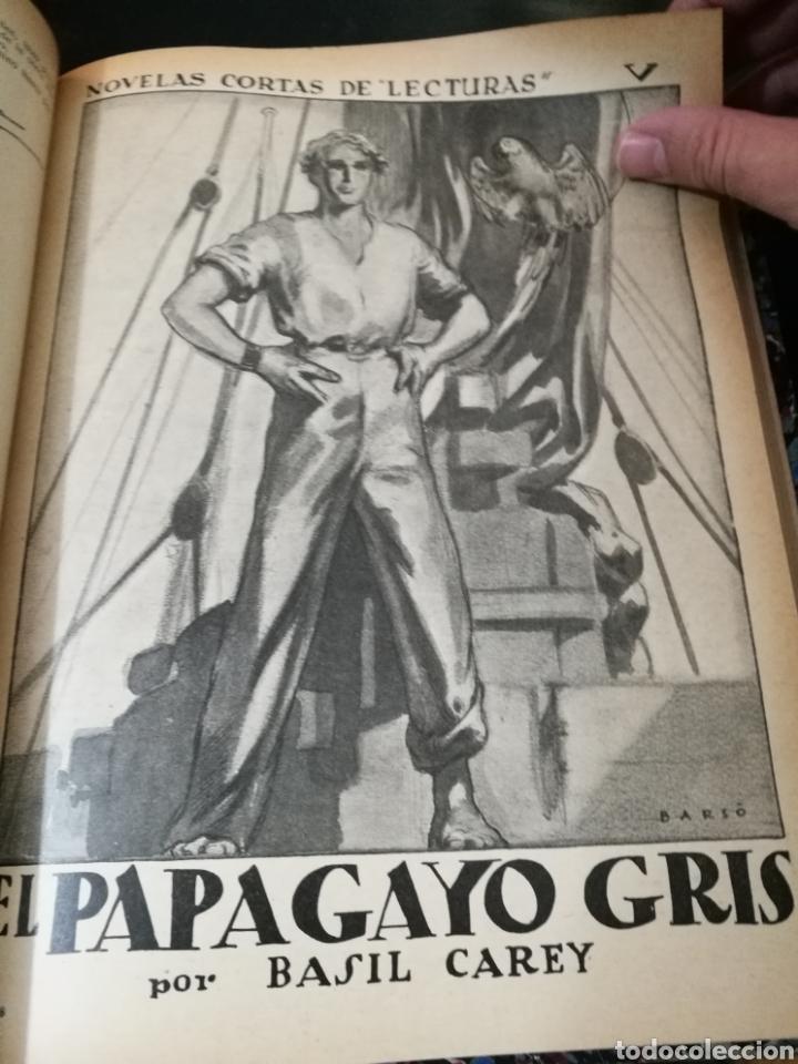 Libros antiguos: LECTURAS BIOGRAFICAS / NOVELAS CORTAS DE REVISTA LECTURAS ARTE Y LITERATURA 30S.TOMO ÚNICO VER INFO - Foto 52 - 101323167