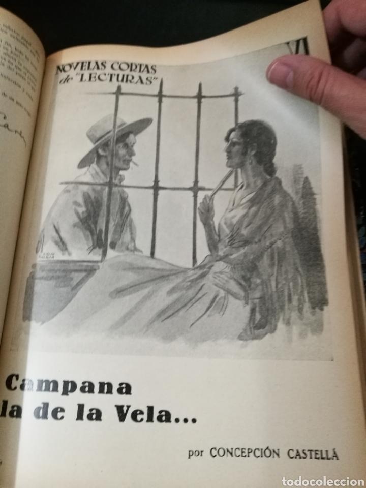 Libros antiguos: LECTURAS BIOGRAFICAS / NOVELAS CORTAS DE REVISTA LECTURAS ARTE Y LITERATURA 30S.TOMO ÚNICO VER INFO - Foto 56 - 101323167