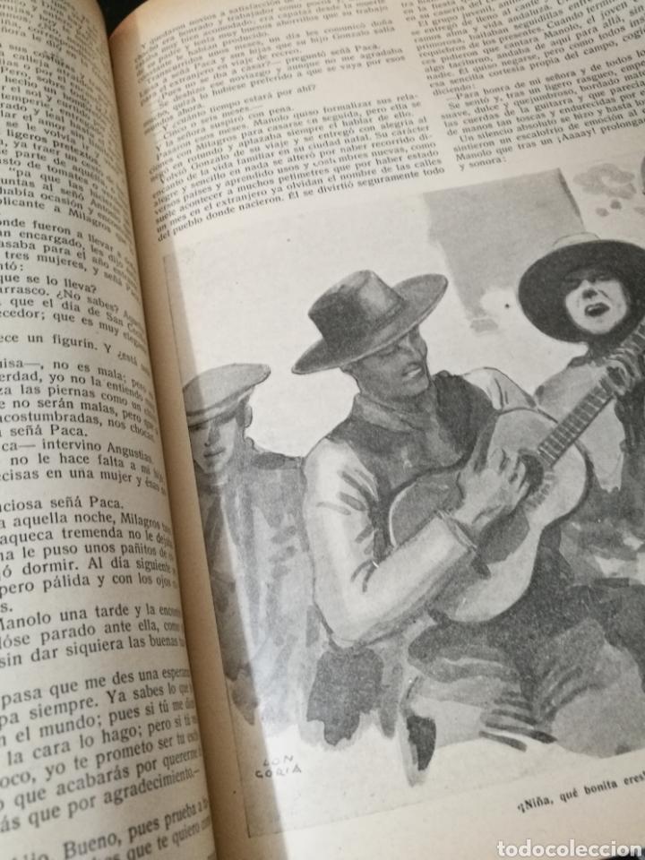 Libros antiguos: LECTURAS BIOGRAFICAS / NOVELAS CORTAS DE REVISTA LECTURAS ARTE Y LITERATURA 30S.TOMO ÚNICO VER INFO - Foto 57 - 101323167