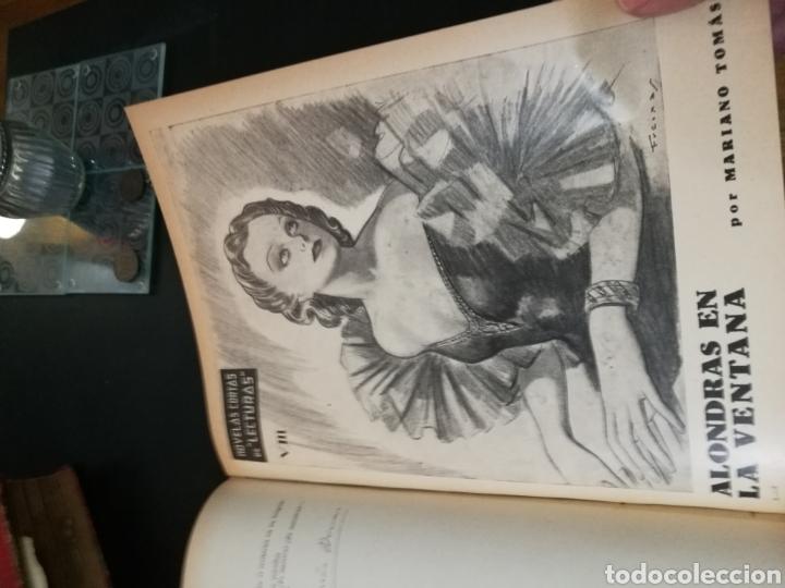Libros antiguos: LECTURAS BIOGRAFICAS / NOVELAS CORTAS DE REVISTA LECTURAS ARTE Y LITERATURA 30S.TOMO ÚNICO VER INFO - Foto 60 - 101323167