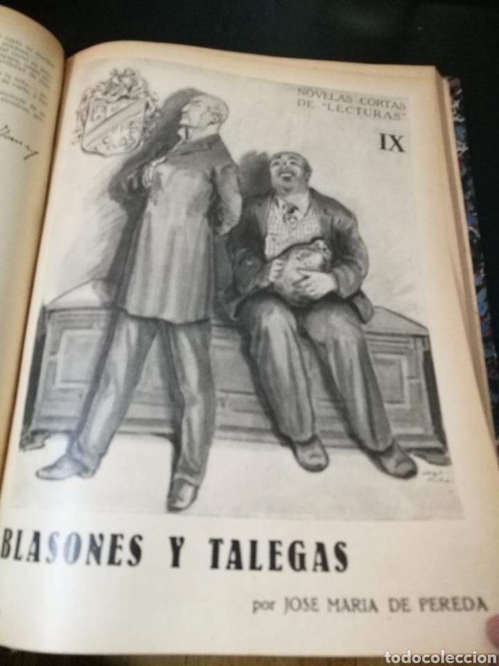 Libros antiguos: LECTURAS BIOGRAFICAS / NOVELAS CORTAS DE REVISTA LECTURAS ARTE Y LITERATURA 30S.TOMO ÚNICO VER INFO - Foto 63 - 101323167