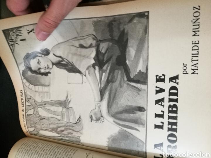 Libros antiguos: LECTURAS BIOGRAFICAS / NOVELAS CORTAS DE REVISTA LECTURAS ARTE Y LITERATURA 30S.TOMO ÚNICO VER INFO - Foto 66 - 101323167