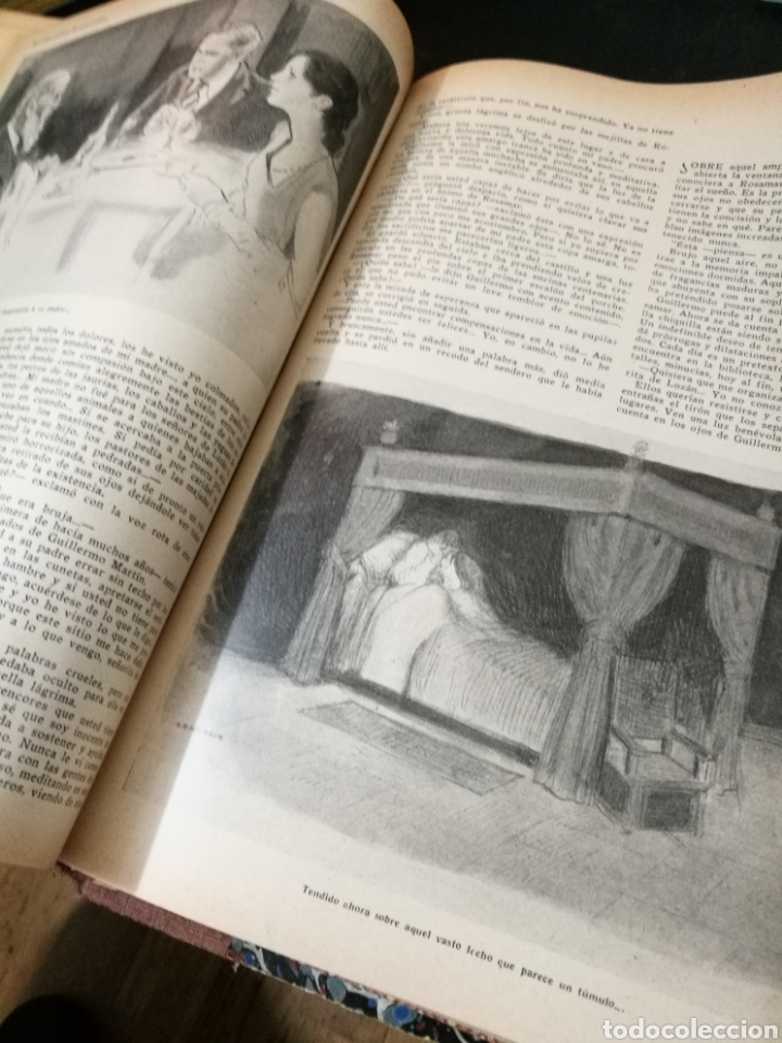 Libros antiguos: LECTURAS BIOGRAFICAS / NOVELAS CORTAS DE REVISTA LECTURAS ARTE Y LITERATURA 30S.TOMO ÚNICO VER INFO - Foto 67 - 101323167