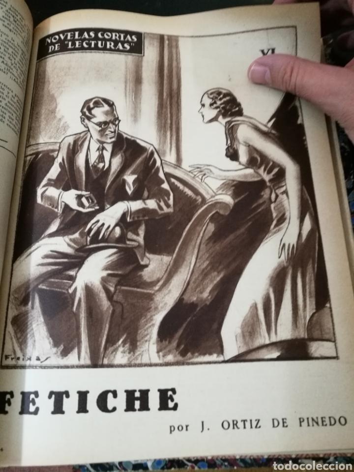 Libros antiguos: LECTURAS BIOGRAFICAS / NOVELAS CORTAS DE REVISTA LECTURAS ARTE Y LITERATURA 30S.TOMO ÚNICO VER INFO - Foto 68 - 101323167