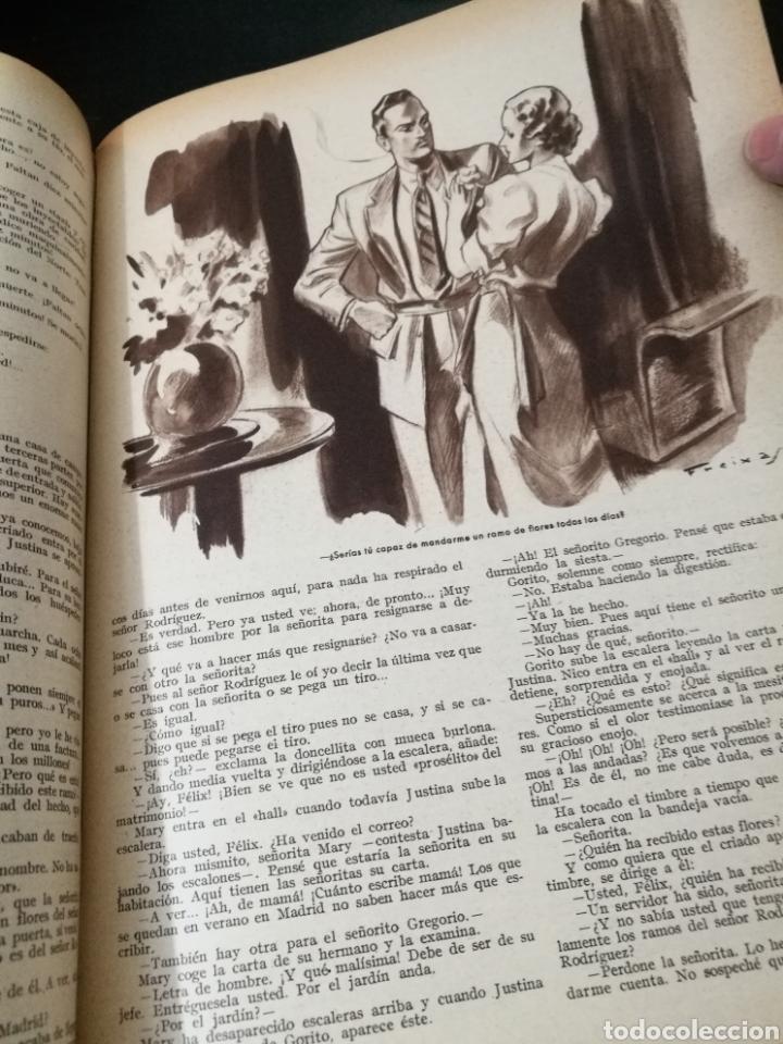 Libros antiguos: LECTURAS BIOGRAFICAS / NOVELAS CORTAS DE REVISTA LECTURAS ARTE Y LITERATURA 30S.TOMO ÚNICO VER INFO - Foto 69 - 101323167
