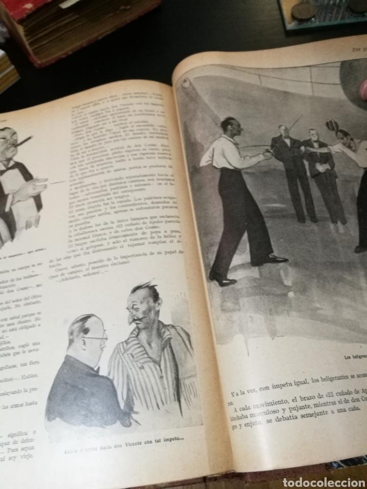 Libros antiguos: LECTURAS BIOGRAFICAS / NOVELAS CORTAS DE REVISTA LECTURAS ARTE Y LITERATURA 30S.TOMO ÚNICO VER INFO - Foto 79 - 101323167