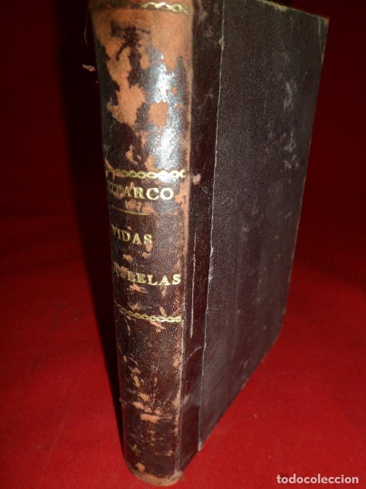 Libros antiguos: VIDAS PARALELAS TOMO IV. PLUTARCO. ESPASA CALPE. 1932 - Foto 2 - 101533799