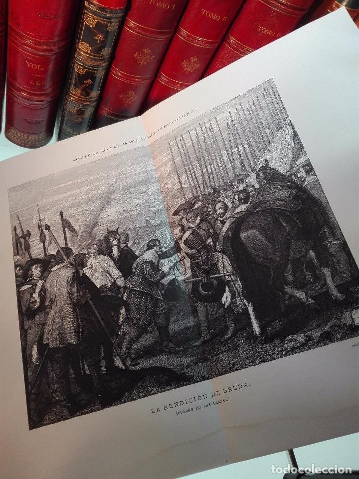 Libros antiguos: ANALES DE LA VIDA Y LAS OBRAS DE DIEGO DE SILVA VELAZQUEZ - G. CRUZADA VILLAMIL - MADRID - 1885 - - Foto 11 - 102059167