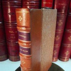 Libros antiguos: SIMON BOLIVAR EL LIBERTADOR - BOSQUEJO DE SU VIDA U SU OBRA - GUILLERMO A. SHERWELL - EDIT. AMÉRICA. Lote 102366035