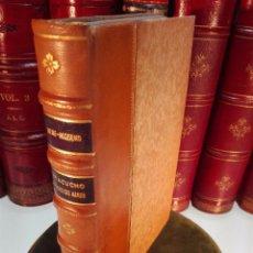Libros antiguos: AYACUCHO EN BUENOS AIRES Y PREVARICACION DE RIVADAVIA - GABRIEL RENÉ-MORENO - EDIT. AMÉRICA - MADRID. Lote 102366335