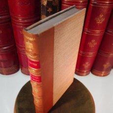Libros antiguos: MI GESTIÓN EN MÉJICO - JUAN PRIM - AMERICANISTAS ESPAÑOLES - EDITORIAL LABRA - BARCELONA - 1938 - . Lote 103133703