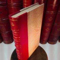 Libros antiguos: FRANCISCO DE GOYA Y LUCIENTES - FRANCISCO ESTEVE BOTEY - EDITORIAL AMALTEA - BARCELONA - 1944 -. Lote 103148935