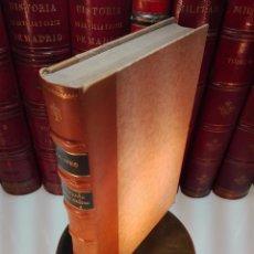 Libros antiguos: LA INFANTA CARLOTA JOAQUINA Y LA POLÍTICA DE ESPAÑA EN AMÉRICA (1808 - 1812) - JULIÁN MARÍA RUBIO - . Lote 103149387