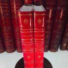 Libros antiguos: CRÓNICA DE LOS REYES CATÓLICOS - FERNANDO DEL PULGAR - 2 TOMOS - ESPASA-CALPE - MADRID - 1943 -. Lote 103272703