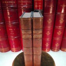 Libros antiguos: MEMORIAS DE UN SETENTÓN NATURAL Y VECINO DE MADRID - POR EL CURIOSO PARLANTE - 2 TOMOS - 1926 - . Lote 103618135
