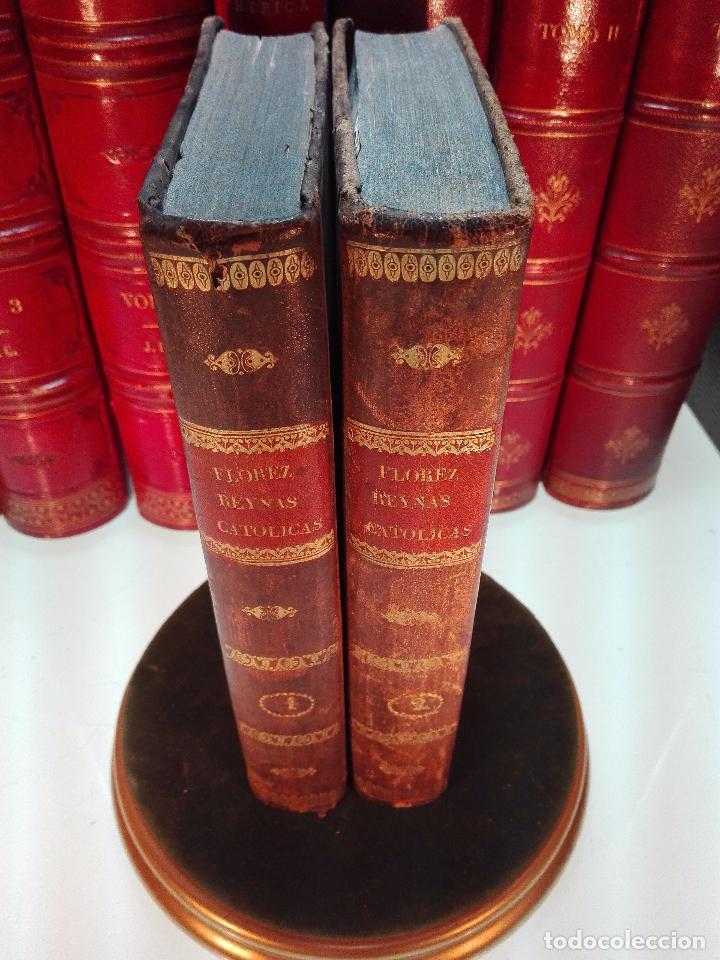 MEMORIAS DE LAS REYNAS CATHOLICAS - HISTORIA GENEALÓGICA DE LA CASA REAL DE CASTILLA - 2 TOMOS-1790 (Libros Antiguos, Raros y Curiosos - Biografías )