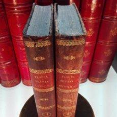 Libros antiguos: MEMORIAS DE LAS REYNAS CATHOLICAS - HISTORIA GENEALÓGICA DE LA CASA REAL DE CASTILLA - 2 TOMOS-1790. Lote 103919683