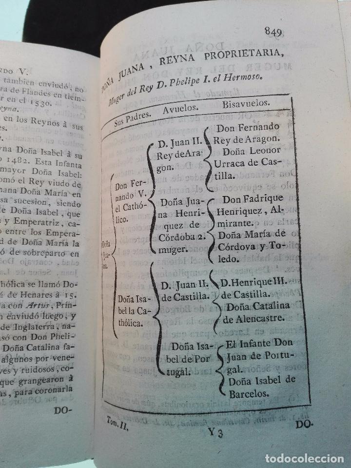 Libros antiguos: MEMORIAS DE LAS REYNAS CATHOLICAS - HISTORIA GENEALÓGICA DE LA CASA REAL DE CASTILLA - 2 TOMOS-1790 - Foto 13 - 103919683