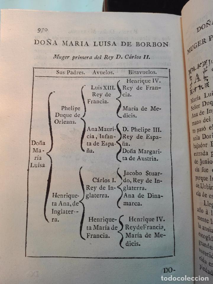 Libros antiguos: MEMORIAS DE LAS REYNAS CATHOLICAS - HISTORIA GENEALÓGICA DE LA CASA REAL DE CASTILLA - 2 TOMOS-1790 - Foto 14 - 103919683
