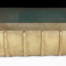 Libros antiguos: LES VIES DES HOMMES ILLUSTRES GRECS ET ROMAINS. IMP. IACOB STOER. 1635.. Lote 104177699