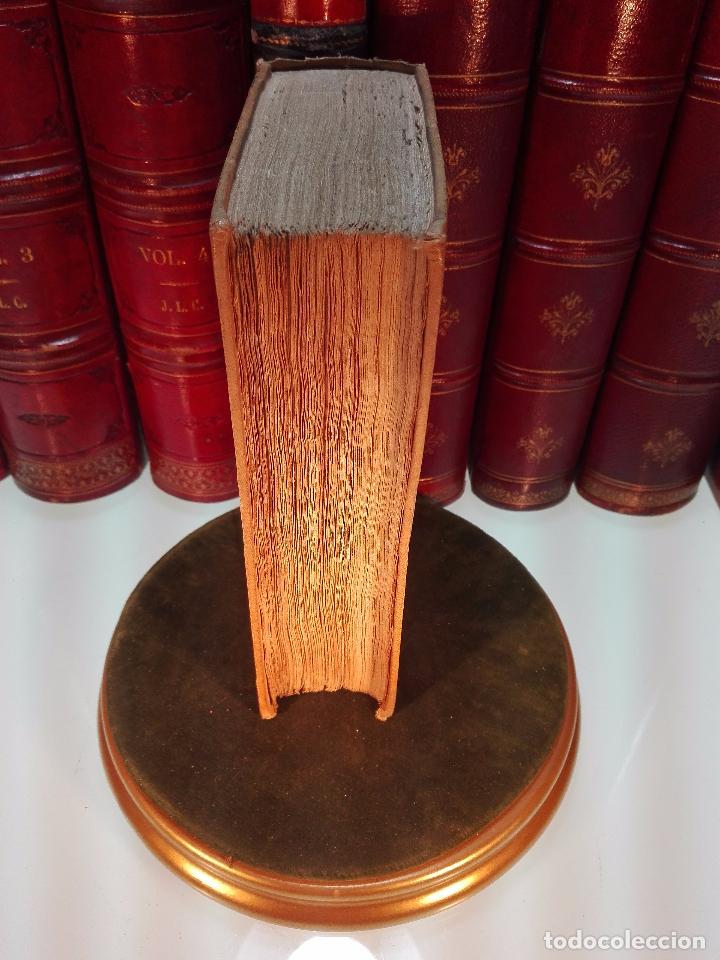 Libros antiguos: LIBROS DE ANTAÑO - CRÓNICA DEL REY ENRICO OTAVO DE INGLATERRA - POR EL MARQUES DE MOLINS - 1874 - - Foto 6 - 104449219