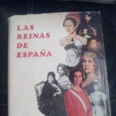 Alte Bücher - Las reinas de España - 105948307