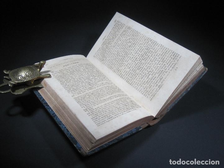 Libros antiguos: Año 1811 Julio César Alejandro Magno Pompeyo Antigua Grecia y Roma Plutarco Vidas paralelas Grabado - Foto 12 - 106969987